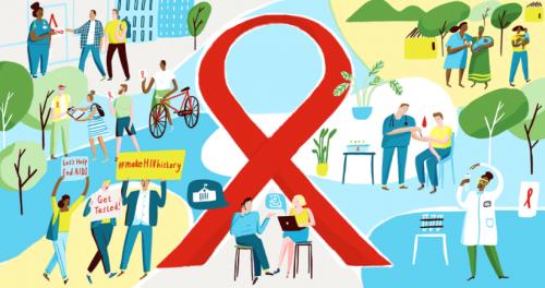 HIV ( human immunodeficiency virus )