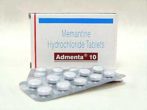 Namenda 10mg  Tablets (Generic Equivalent)