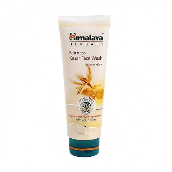 Himalaya - Fairness Kesar 100 ml Face Wash