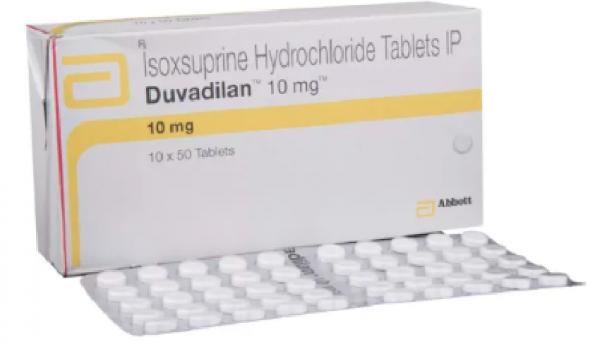 Vasodilan 10 mg Tablet ( Generic Equivalent )