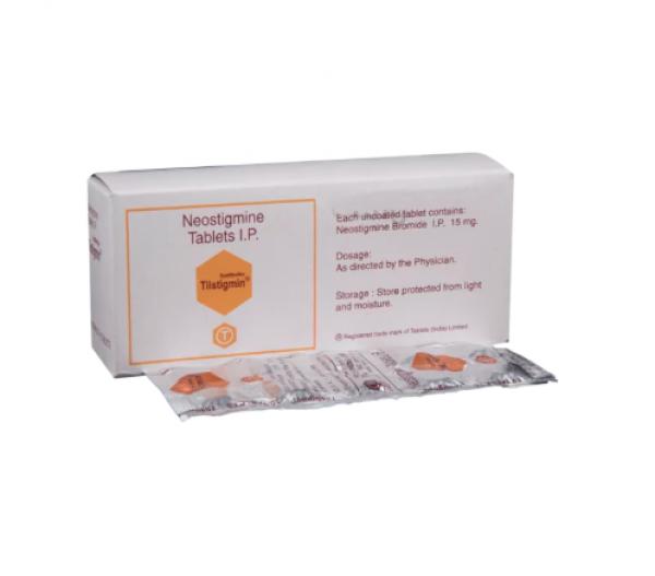 Prostigmin 15mg Tablet ( Generic Equivalent )
