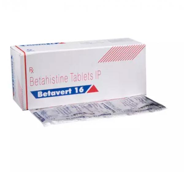 Betaserc 16 mg Tablet ( Generic Equivalent )