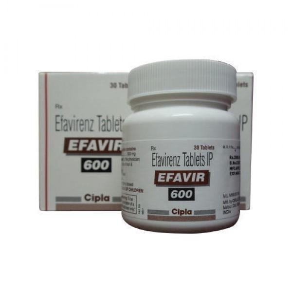 Efavirenz 600 mg Tablet ( Generic Equivalent )