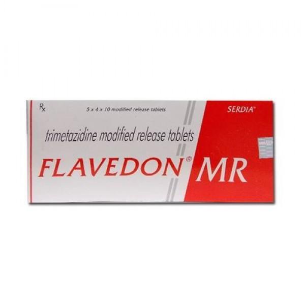 Trimetazidine 35 mg Tablet (Generic Equivalent)
