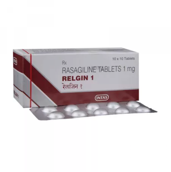 Azilect 1 mg Tablet (Generic Equivalent)