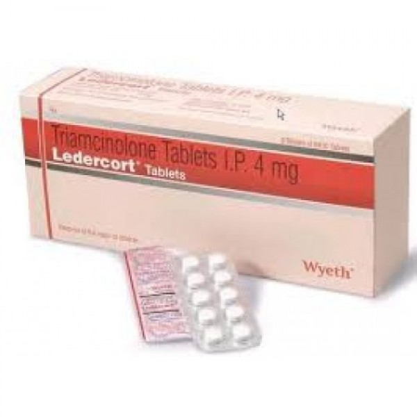 Aristocort 4 mg Tablet ( Generic Equivalent )