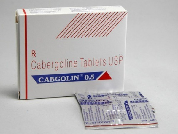Dostinex 0.5 mg tablets ( Generic Version )