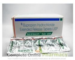 Wellbutrin SR 150mg Tablets (Generic Equivalent)