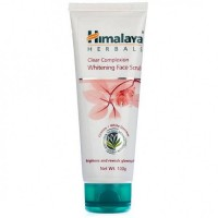 Tube of Himalaya - Clear Complexion Whitening 100 gm Face Scrub