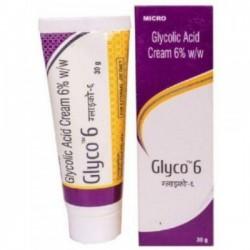 Glycolic Acid Cream 6 Percent