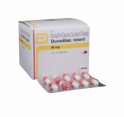Vasodilan 40 mg Capsule SR ( Generic Equivalent )