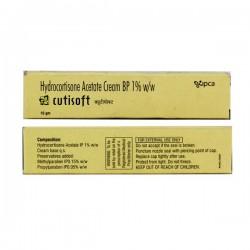 Box and tube of generic Hydrocortisone (1% ) cream