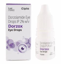 Trusopt 2 Percent Eye Drop 5ml ( Generic Equivalent )