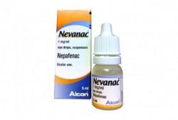 Nevanac 0.1 Percent  Eye Drop 5ml (International Brand Version)