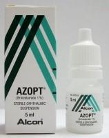 Azopt 1 Percent Eye Drop of 5ml ( International Brand Version)
