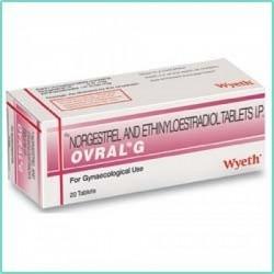 A box of generic Norgestrel (0.5mg) + Ethinyl Estradiol (0.05mg) Tablet
