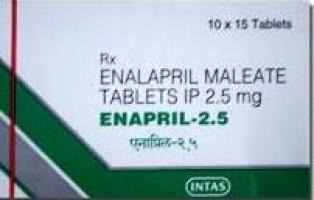 Vasotec 2.5 mg Tablet ( Generic Equivalent )