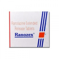 Ranexa 500 mg Tablet ER ( Generic Equivalent )