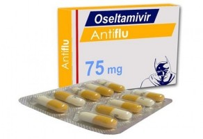 Box and blister strips of generic Oseltamivir Phosphate (75mg)Capsule