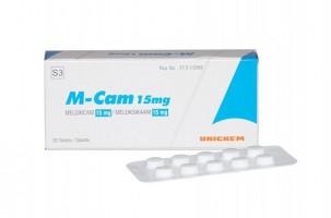 Mobic 15 mg Tablet ( Generic Equivalent )