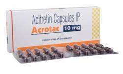 Soriatane 10 mg Capsule (Generic Equivalent)