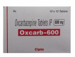 Trileptal 600 mg Tablet (Generic Equivalent)