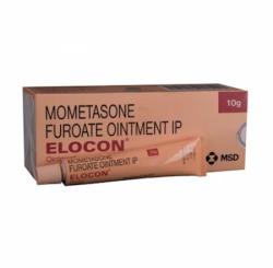 Box of generic Mometasone (1mg) Cream