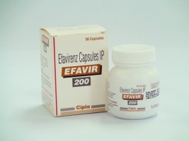 Efavirenz 200mg Capsule (Generic Equivalent)