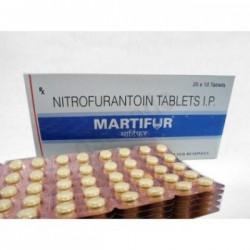 Macrodantin 100 mg Tablet (Generic Equivalent)