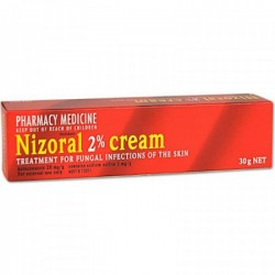 Nizoral 2 % cream 30gm (Generic Equivalent)