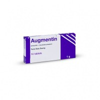 Augmentin 875mg 125mg Tablets ( Name Brand )