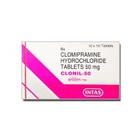 Anafranil 50mg Tablets (Generic Version)