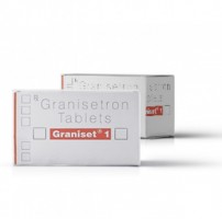 Two boxes of generic Granisetron 1mg Tablet