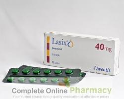 Lasix 40mg tablet (Generic Equivalent)
