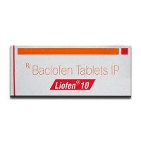 Lioresal 10 mg Tablets (Generic Version)