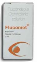 Box of generic Fluconazole 0.3% Eye Drop