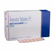Tenormin 25mg Tablets (Generic Equivalent)