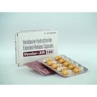 Effexor XR 150mg capsules (Generic Equivalent)