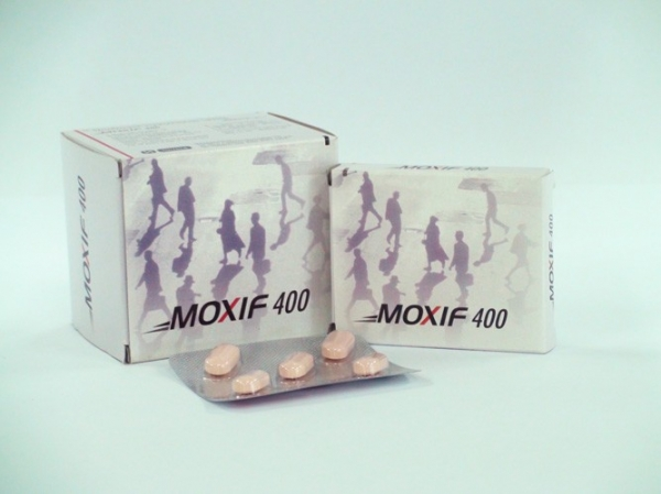Avelox 400mg Tablets ( Generic Equivalent )