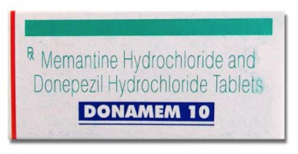 Namzaric 5 mg / 10 mg Tablet (Generic Equivalent )