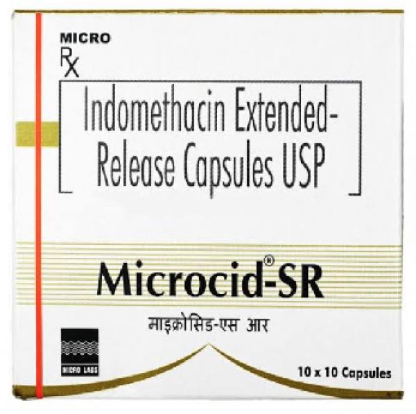 Indocin 75 mg Capsule ( Generic Equivalent )