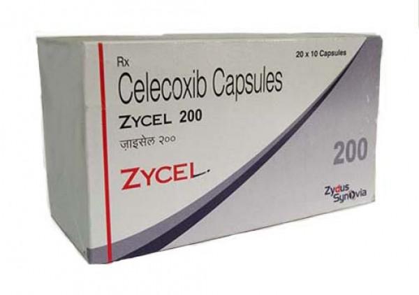Celebrex 200mg capsules (Generic Equivalent)